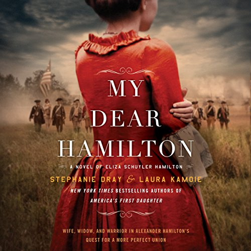 My Dear Hamilton audiobook cover art