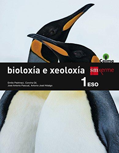 Bioloxía e xeoloxía. 1 ESO. Celme - 9788498545227