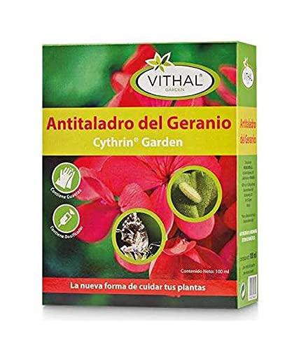 VITHAL Garden- Antitaladro del Geranio 100ml