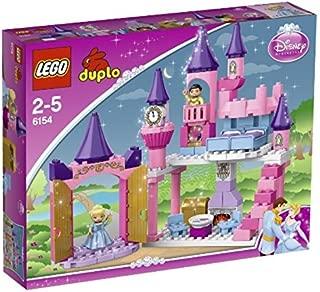Lego Duplo Disney Princess Cinderella's Castle - 6154