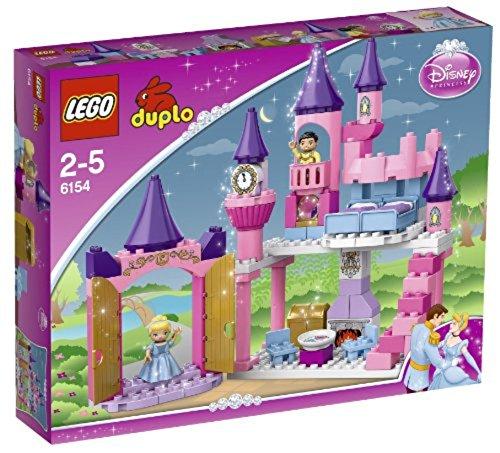 LEGO Duplo Princess 6154 - Cinderellas Märchenschloss
