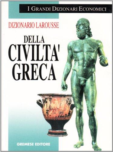 Dizionario Larousse della civiltà greca