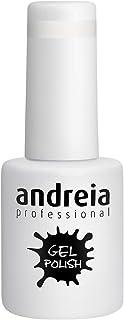 Andreia Esmalte de Uñas de Gel Semipermanente - Color 219 Perla - Sombras de Blanco - 105 ml