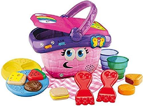 Cefa Toys- Cesta Picnic, comparte y aprende con Voz (00716)