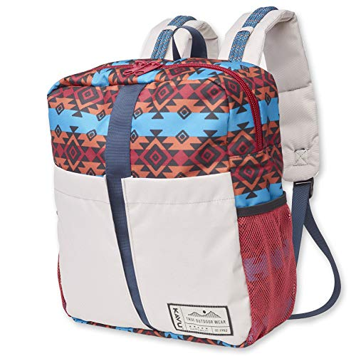 KAVU Onamission Backpack with Padded Laptop, Tablet Sleeves - Horizon Blanket