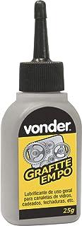 Grafite em pó 25 g, cartela, Vonder