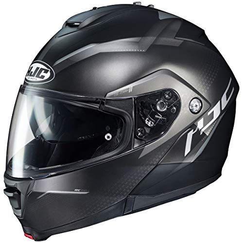 HJC IS-MAX 2 Dova Mens Modular Street Motorcycle Helmet - MC-5SF / Small
