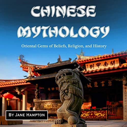 Chinese Mythology audiobook cover art