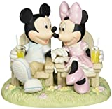 Precious Moments, Disney Showcase Collection, Always be by My Side, Bisque Porzellan Figur, 133707
