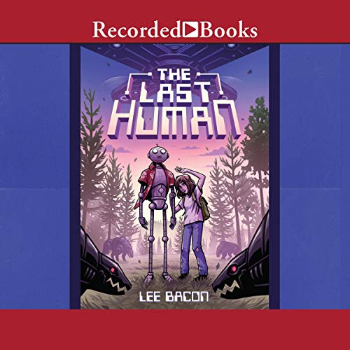 The Last Human audiobook cover art