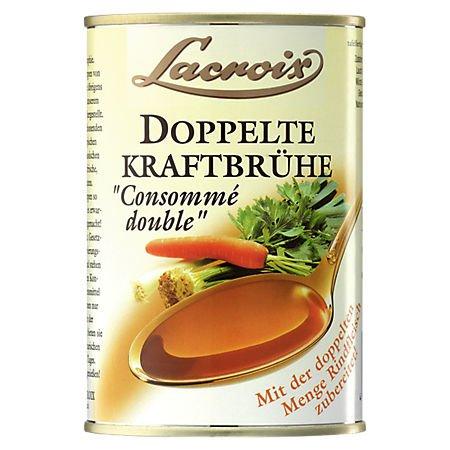 Lacroix Doppelte Kraftbrühe tafelfertig 6x 400 ml