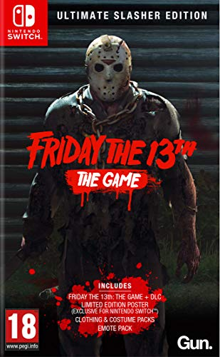 Friday the 13th: The Game - Ultimate Slasher Edition - Nintendo Switch [Edizione: Spagna]