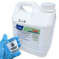 FOR HOME USE - Can be used in your garden without the need of a spraying certificate, contains the same amount of glyphosate as professional grade weedkillers. STRONG WEEDKILLER - Effectively controls annual and deep-rooted perennial weeds, kills mos...