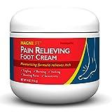MagniLife Pain Relieving Foot Cream 4 oz/113g