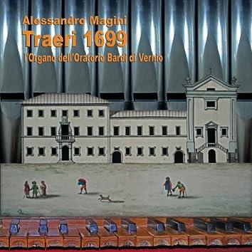 Traeri 1699 - L'organo dell'Oratorio Bardi di Vernio (Composizioni originali per organo)