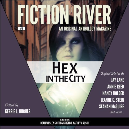 Fiction River: Hex in the City  audiobook cover art