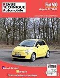 E.T.A.I - Revue Technique Automobile B729.5 - FIAT 500 II PHASE 1 - 2007 à 2016