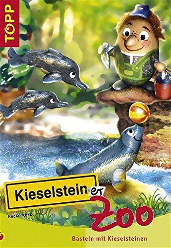 Kieselsteiner Zoo: Tiere basteln aus Kieselsteinen