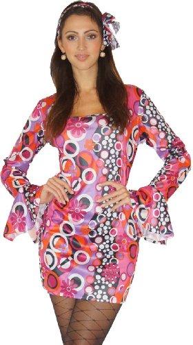 Maylynn 12240 - Costume de Hippie - années 1960/1970 - Femme - Large - 42/44