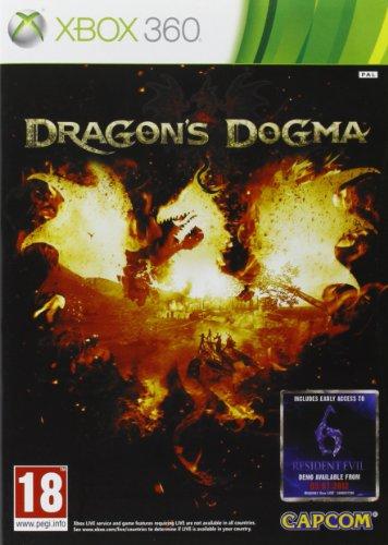 Dragon's Dogma inkl. Demo Resident Evil 6 [UK]