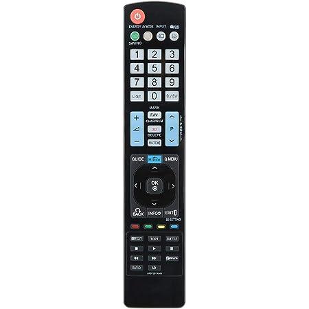 Ersatz Fernbedienung für Sharp LED LCD Tv 3D LC60LE635E LC60LE635E LC40LE824E