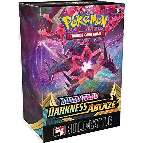 Sword & Shield Pokemon TCG Darkness Ablaze Build & Battle Box