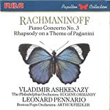 Rachmaninov - Piano Concerto 3 & Paganini Rhapsody (UK Import)