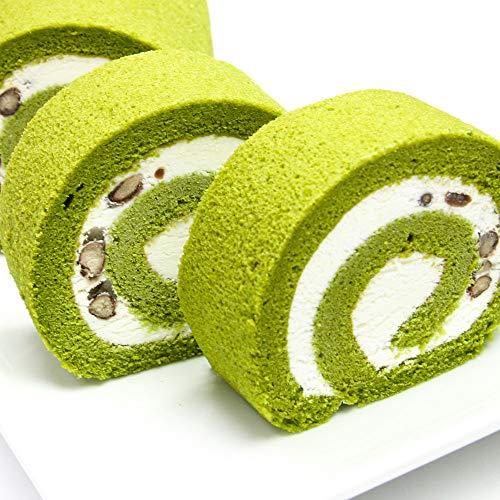 茶游堂ロールケーキ 抹茶 スイーツ お菓子