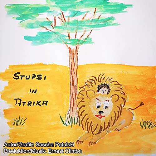 Stupsi in Afrika Titelbild