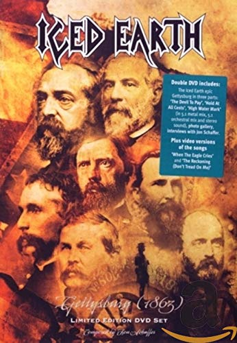 Iced Earth - Gettysburg (1863) [Limited Edition] [2 DVDs]
