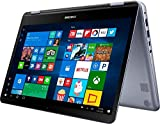 Flagship Samsung Notebook 7 Spin 15.6' Full HD 2-in-1 Touchscreen Laptop/tablet - Intel Dual-Core i7-7500U, 16GB DDR4, 512GB SSD, 2GB Nvidia GeForce 940MX, 802.11ac, Backlit Keyboard, Win 10