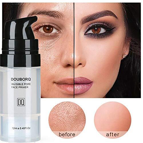 Xiton, Makeup Primer, 1 Flasche, Unsichtbare Pore Primer, poreless Essence, Alle Matte Gesicht Grundierung, Oil Control Pre-Make-up-Creme, natürliche Unschärfe Primer weich glattes Gel (0,4 Unzen)