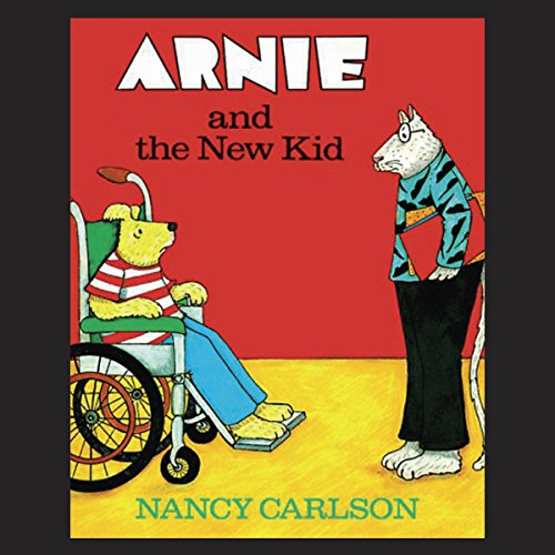 Arnie and the New Kid cover art