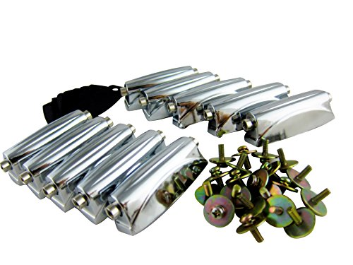 Goedrum 10 Double End Tom/Snare Drum Lugs with Mounting Screws