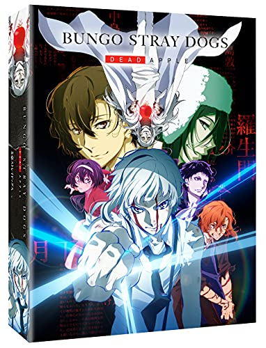 Bungo Stray Dogs-Le Film : Dead Apple [Édition Collector Blu-Ray + DVD]