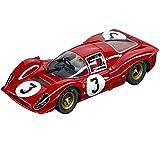 Carrera Digital 124 - Coche de Juguete Ferrari 330P4 No.03 Monza 1967, Escala 1:24 (20023814)