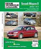 E.T.A.I - Revue Technique Automobile B716.5 - RENAULT MEGANE II PHASE 1 et 2 - 2006 à 2009