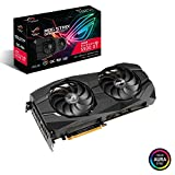 ASUS ROG Strix Radeon RX 5500 XT O8G Gaming Grafikkarte (1845 MHz, Axial Tech, Auto-Extreme, Super Alloy Power II, FanConnect II)