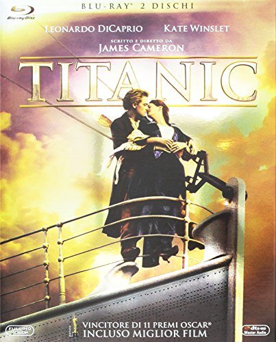 Titanic [audio español] [Italia] [Blu-ray]