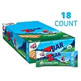 CLIF KID ZBAR - Organic Granola Bars - Iced Oatmeal Cookie - (1.27 Ounce Energy Bars, Kids Snacks, 18 Count)