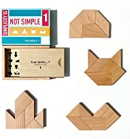 12% off Tangram Puzzle for Adults -Teens - Kids age 7 and up