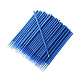 Touch Up Paint Brushes,Auto Cleaning Automobile Washer Paint Touch-up Car Applicator Stick Disposable for Automotive Paint Touch Up&Car Detailing-100pcs