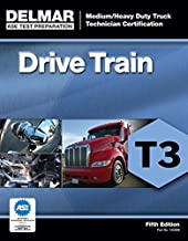 ASE Test Preparation - T3 Drive Train (DELMAR LEARNING'S ASE TEST PREP SERIES)