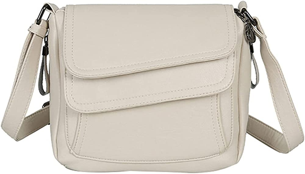 Soft Leather Luxury Purses And Handbag For Women