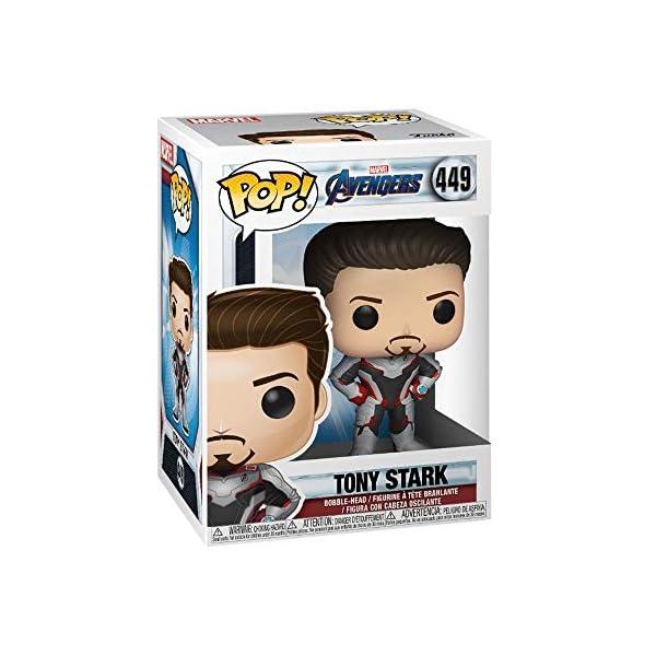 Funko Pop Tony Stark (Los Vengadores: Endgame 449) Funko Pop Los Vengadores