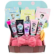 Gift Box for Women - Care Package Gifts for Women - Unique Gifts for Women, Mom, Her, Sister, Aunt, Friends - Birthday Gifts for Women Gift Basket Spa Skin Care Sets (Elegant 12 Pieces)