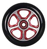 Madd Gear - Aero Wheel 110mm Black/Red