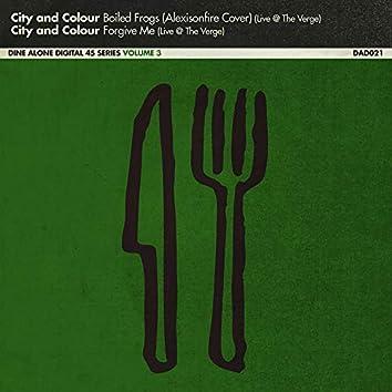 Dine Alone Digital 45, Vol. 3 (Live @ The Verge)