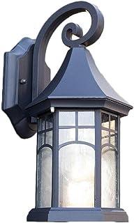 WYlucky European Retro Balcony Garden خارجية خارجية خارجية مقاومة للماء في الهواء الطلق في الفناء الريفي والشرفة ديكور الح...