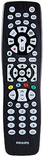 Philips Backlit Universal Remote Control For Samsung, Vizio, LG, Sony, Sharp, Roku, Apple TV, RCA, Panasonic, Smart T...